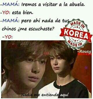 Pin De Esmeralda Gomez En Memes Kpop Memes Nadie Me Entiende Kpop