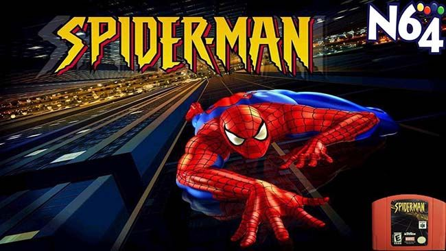 fda66e25db Augmentation-Man (USA) pet on the N64 (Nintendo 64) download spiderman rom  n64, works on Android, PC, and Mac Esprits. Lens-Man ROM Confer for Nintendo  64 ...