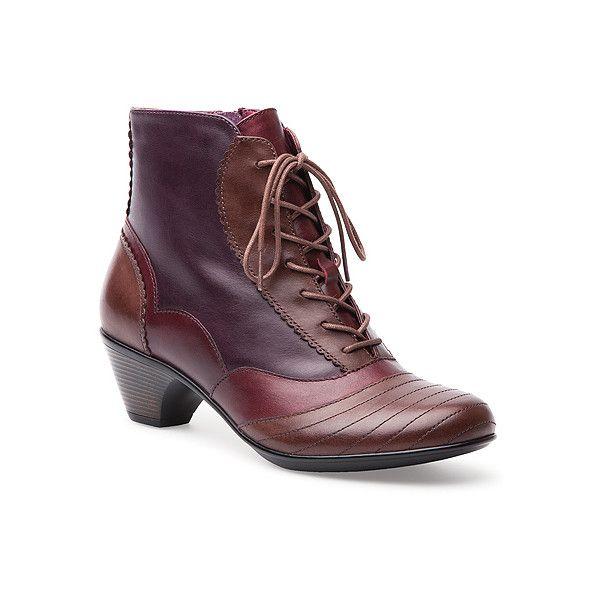 Dansko Felix Women's Ankle Boots Black Multi Calf