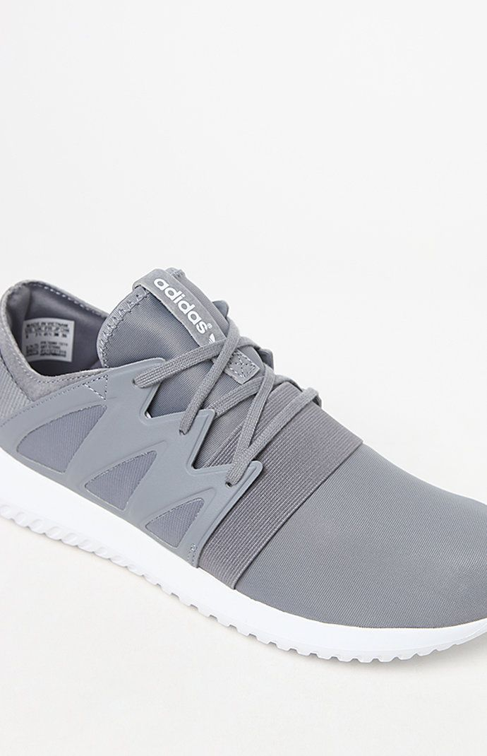 Women's Tubular Viral Gray Sneakers | Pacsun | Pinterest ...
