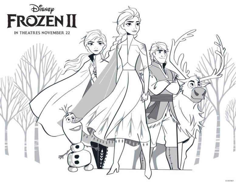 Free Frozen 2 Printable Coloring Pages And Activities Elsa Coloring Pages Disney Coloring Pages Disney Princess Coloring Pages
