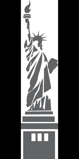 Imagen gratis en Pixabay - Estatua, Libertad, Dama, Nuevo | Gestalt