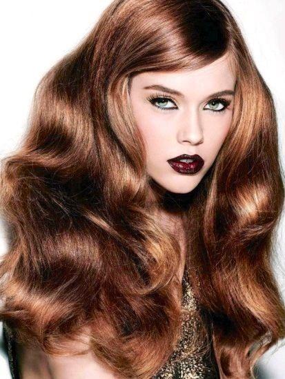 Ineed To Darken My Hair This Color Long Amber Dark