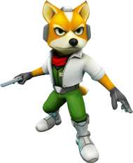 Star Fox Fox Mccloud Star Fox 64 3d Png Image With Transparent Background Png Free Png Images Fox Mccloud Star Fox 64 Star Fox