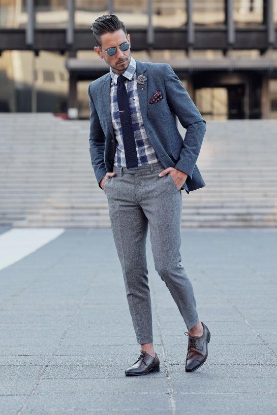 Menswear, Mens Style, Mens Fashion, Clothing, Street Style, Blue Blazer,