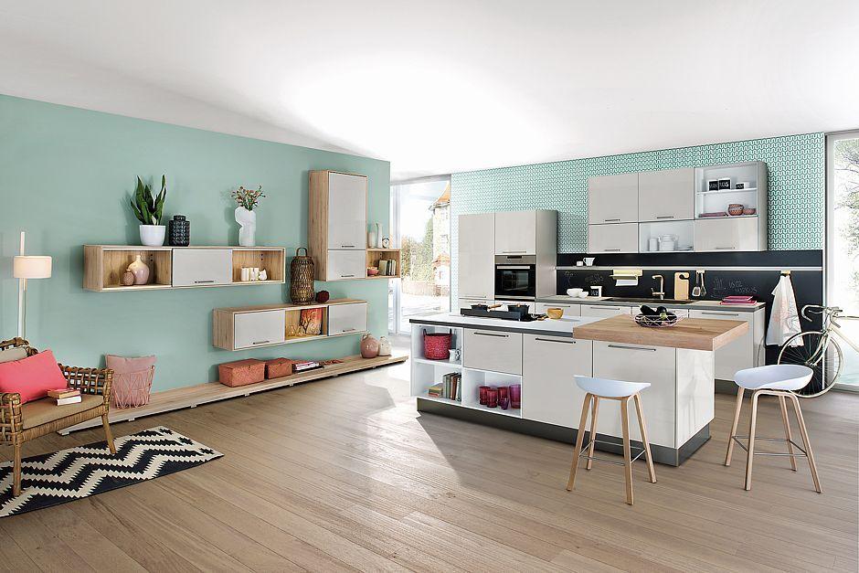 Eine gute Planung macht die neue Küche professionell und - häcker küchen ausstellung