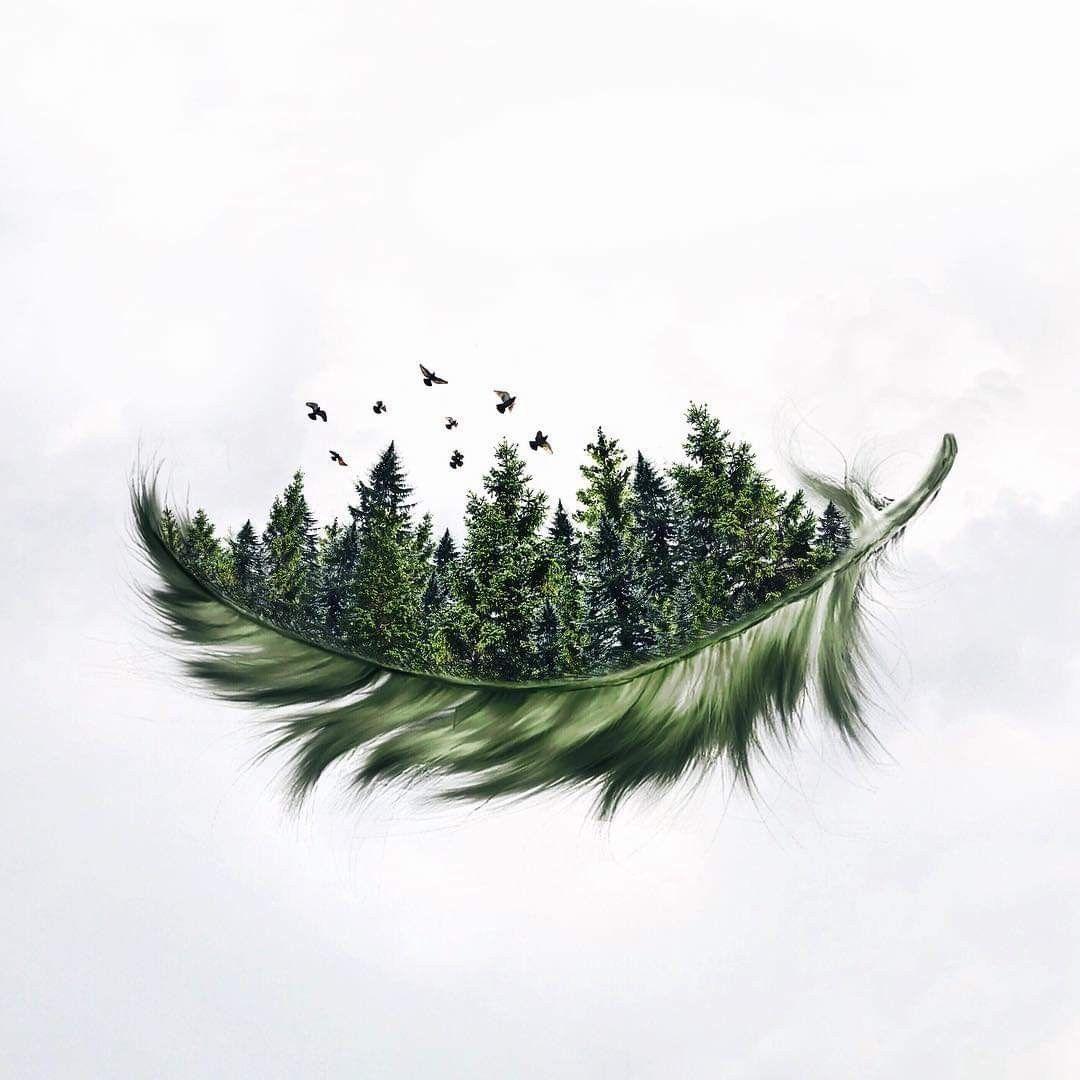 Photo of Ceci mais avec des montagnes et des arbres
