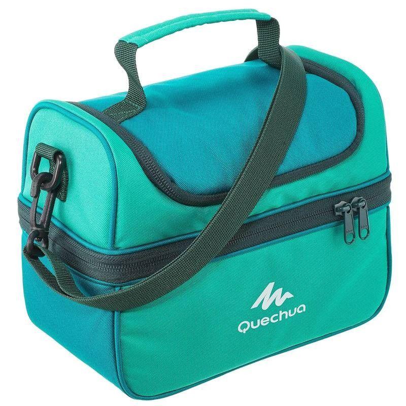 Túrázás - Quechua Kirándulás - Hűtőtáska MH500 Lunch Box QUECHUA -  Kempingfelszerelés Tízpróba 3de290007e