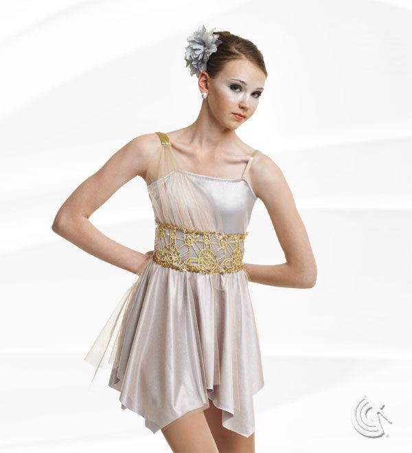 Curtain Call Costumes I 39 Ll Be There Dance Costumes Pinterest Goddesses Greek And Costumes