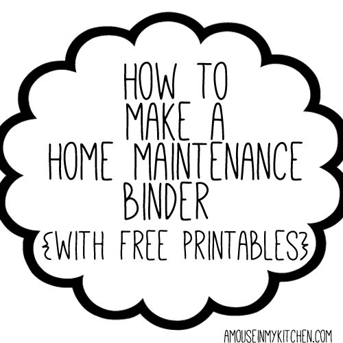 home maintenance binder what a great idea this website has Cable Technician Resume home maintenance binder what a great idea this website has everything you need laid out perfectly must do