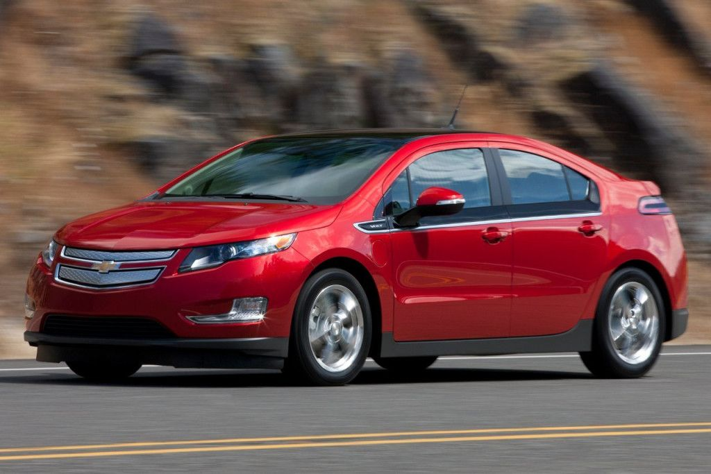 2015 Chevy Volt Price Review All Cars