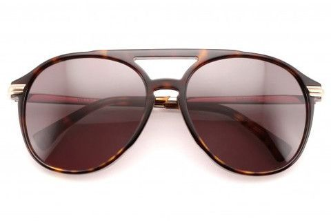 8f38b71d3c Wildfox - Baroness Tortoise   Antique Gold Sunglasses