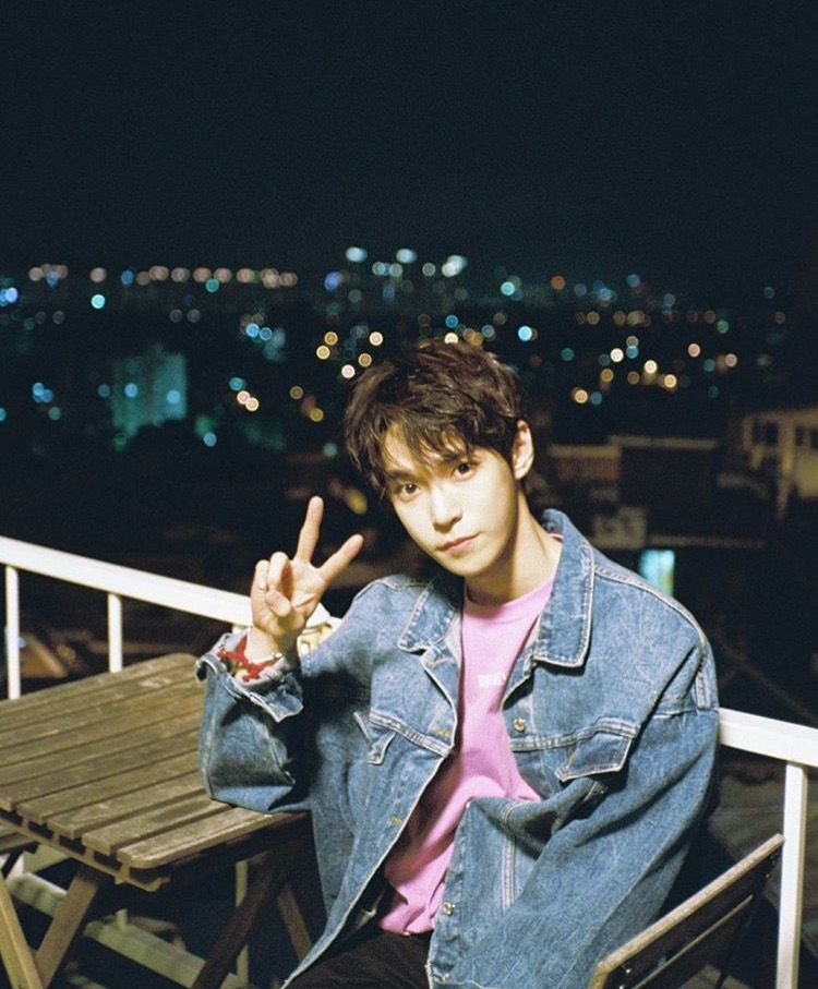 #NCT #Doyoung #StarBlossom a boyfriend material rite here ...