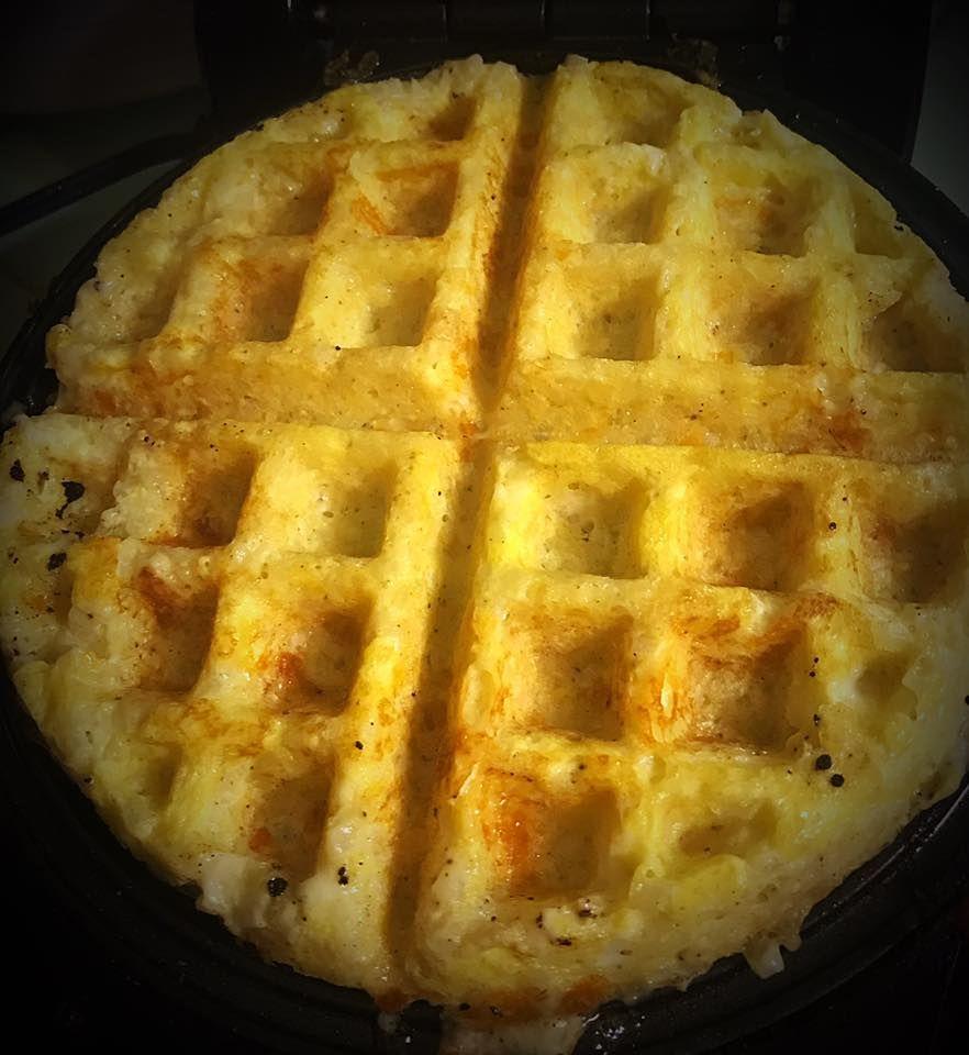 waffle | Recipe Categories | Debra Murray | Air Fryer