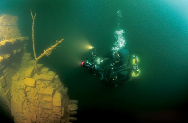 Shicheng The Lost Underwater City In China Cite Perdue La Cite Chine