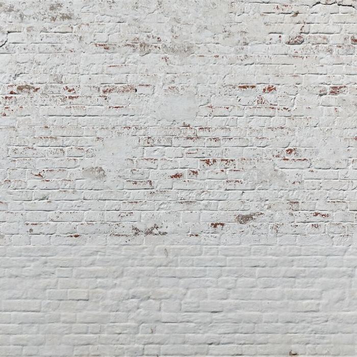 Distressed Brick Wall Brick Wall Faux Brick Walls White Brick
