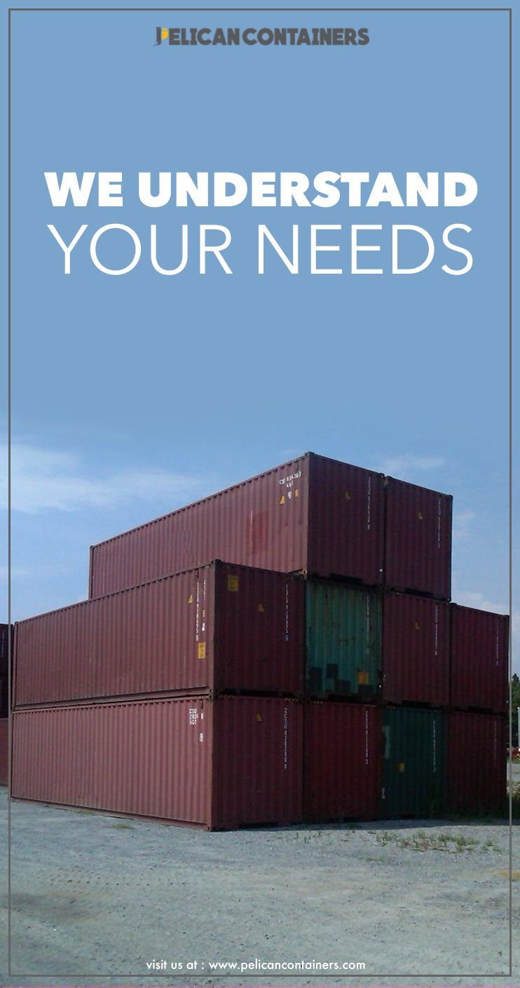 Our Decades Of Experience In Container Trading Make Us Understand Your Business Need Shipping Containers For Sale Containers For Sale Used Shipping Containers