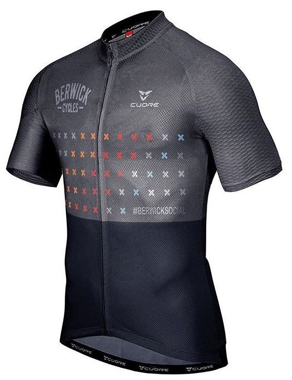 Poster On Cycling Outfit Cycling Wear