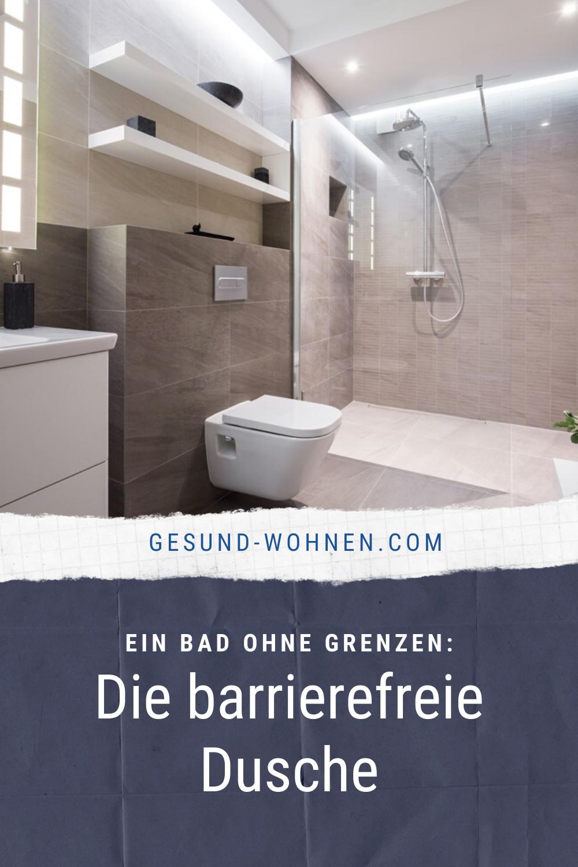 Aktuelle Studien Und Umfragen Zeichnen Ein Klares Bild Wie Die Anforderungen Und Wunsche An Ein Badezimmer Aussehen Ganz O In 2020 Moderne Dusche Barrierefrei Dusche