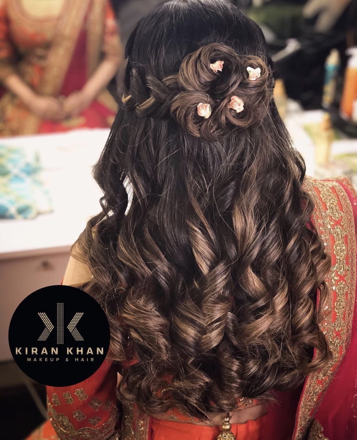 Pin By Maaria Javaid On Har Hair Styles Diy Wedding Hair Engagement Hairstyles