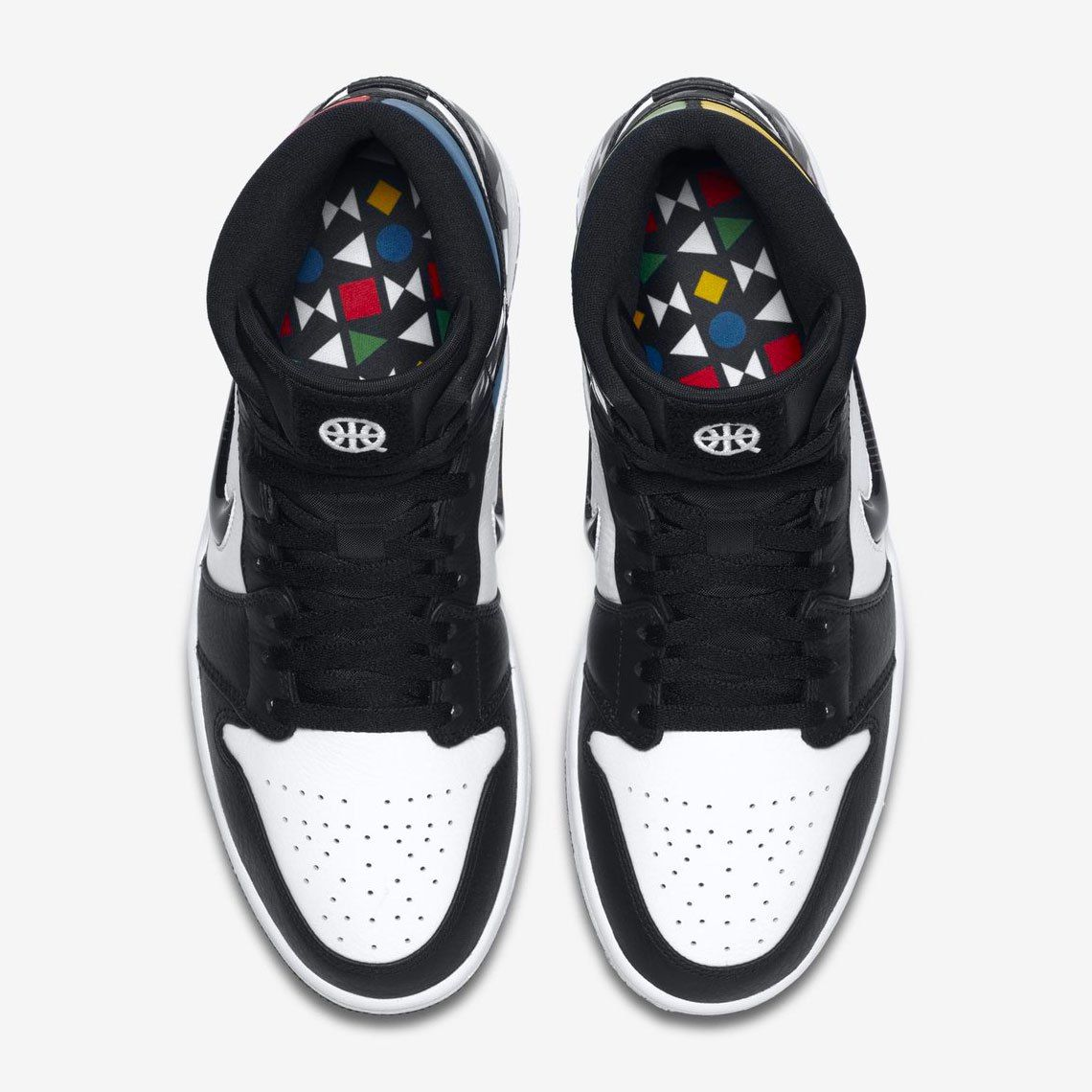 Air Jordan 1 Mid Quai 54 2019 Release