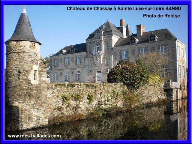 Les plus beaux chateaux de la loire atlantique 44 loire atlantique pinterest france - Les plus beaux jardins des chateaux de la loire ...