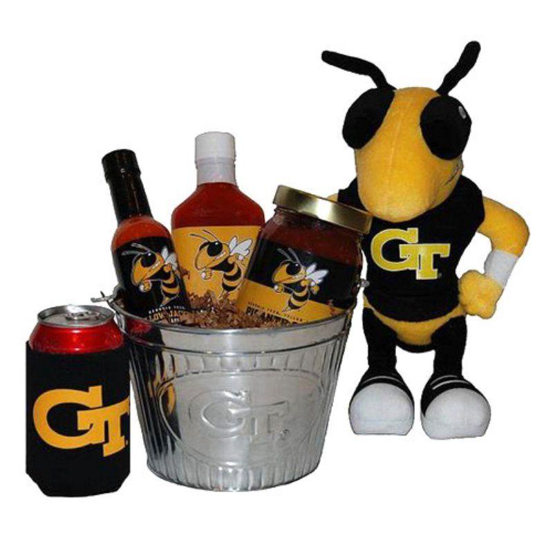 Giftprose NCAA Tailgate Grilling Gift Basket - GTTGB-SMALL