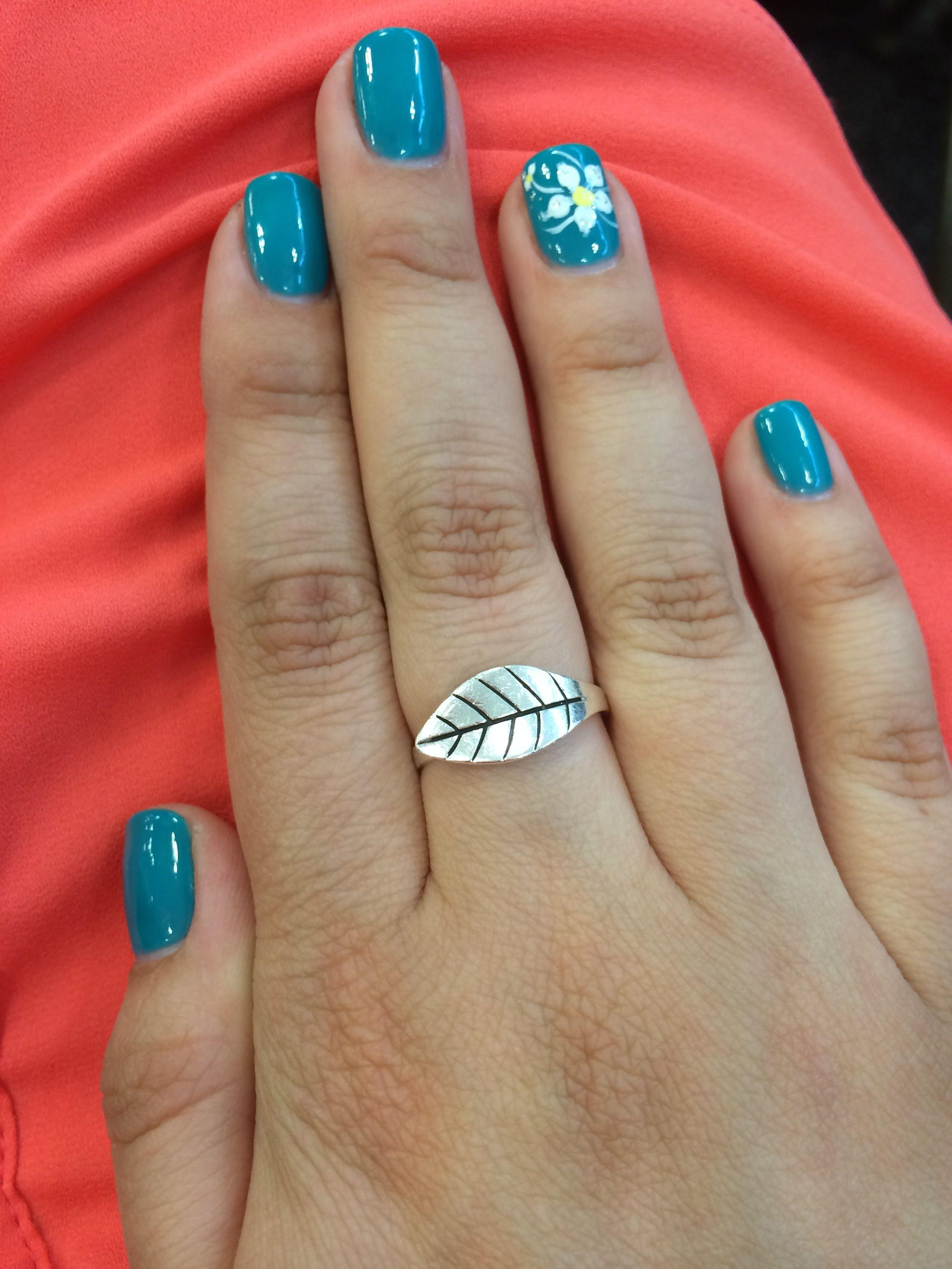 Spring nails…Done at Nails and Spa Bridgewater MA   Nail Designs ...