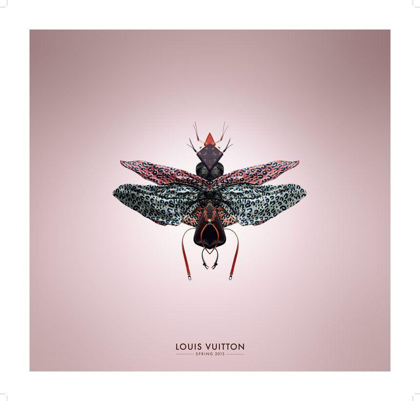 Louis Vuitton Spring Collection