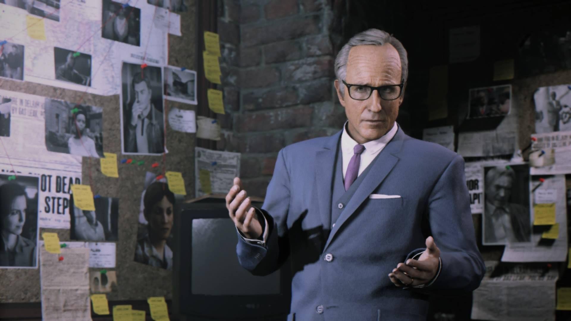 Jonathan Maguire -  Director del FBI / Mafia III (Mafia 3) / PS4 Share #PC #PlayStation4 #PS4 #XboxOne #MAFIA #MAFIA3 #MAFIAIII #CosaNostra #MafiaGame #PS4Share #JonathanMaguire #FBI