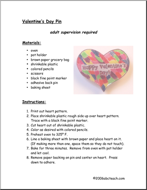 valentines day theme unit free printable worksheets games and activities for kids page - Valentines Day Game