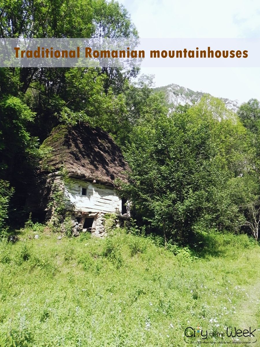 Read all about these lovely traditional Romanian mountain houses!