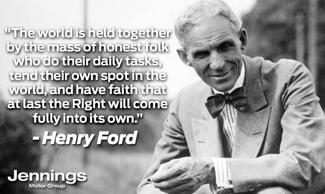Henry Ford Quotes Jennings Ford Direct Https Www