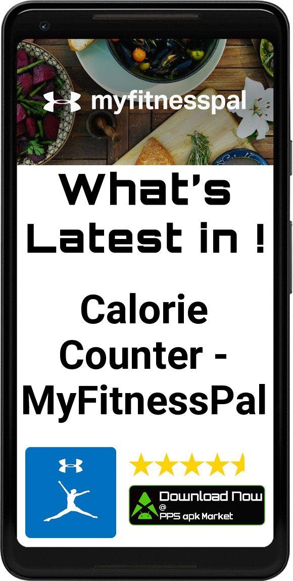 Calorie Counter MyFitnessPal App Free Offline Download