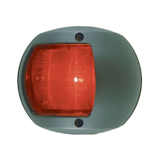 Perko Green LED Side Boat Navigation Light 12V White Housing 2-mile Visibility