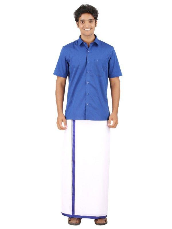 Mens Cotton Pocket Square - KATHAKALI POCKET by VIDA VIDA b6VJyQ