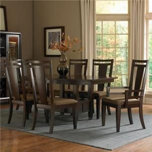 Broyhill furniture northern lights 7 piece adjustable height dining broyhill furniture northern lights 7 piece adjustable height dining table and upholstered seat side chair set workwithnaturefo