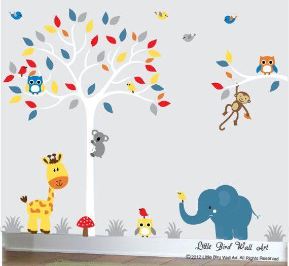 Diese Entzückende Kinder-Wand-Aufkleber-set, Ist Sicher