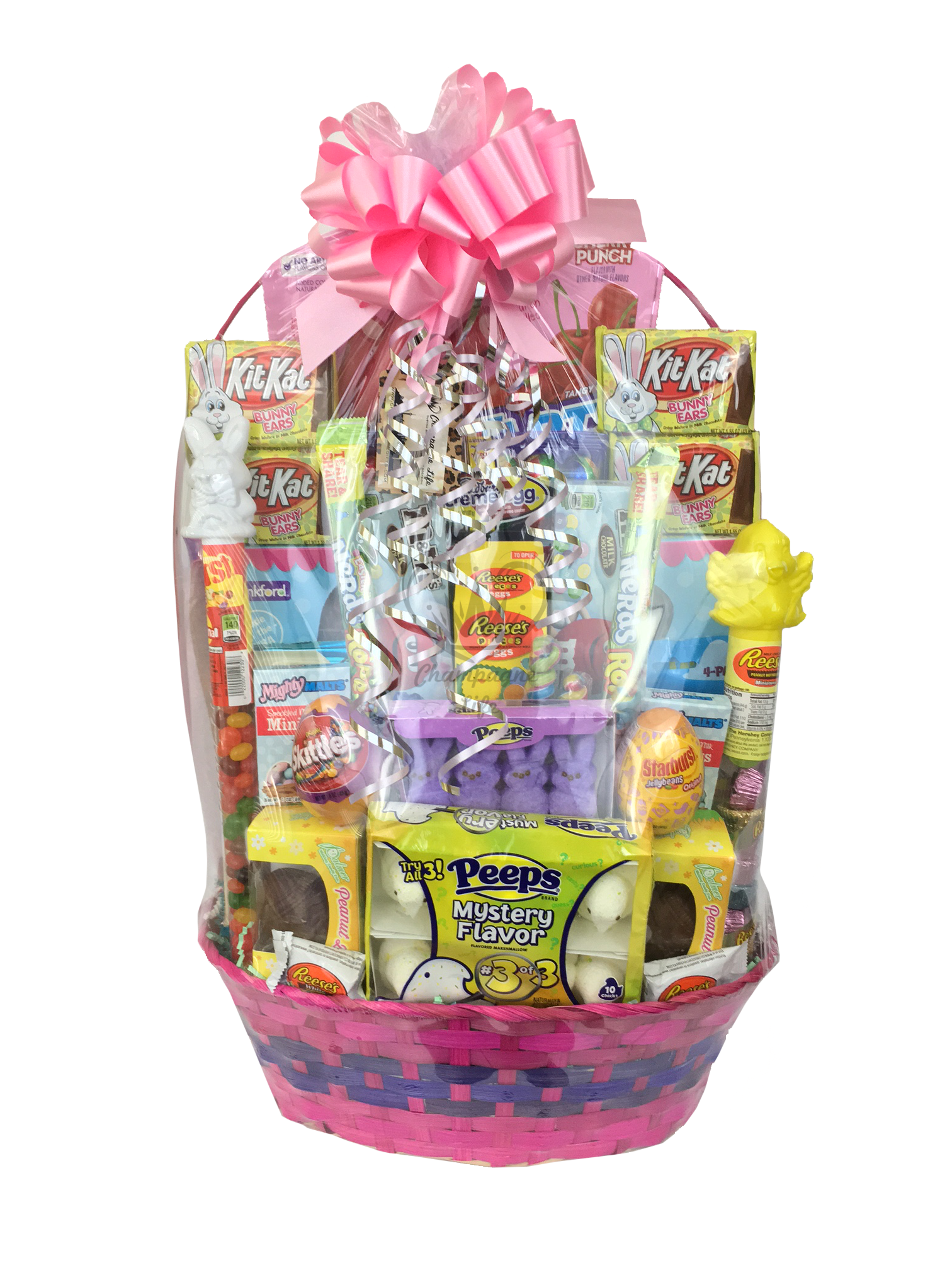 Jumbo candy easter basket negle Images