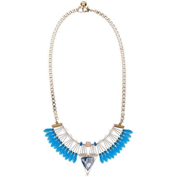 Scho Sky Necklace ($449) ❤ liked on Polyvore