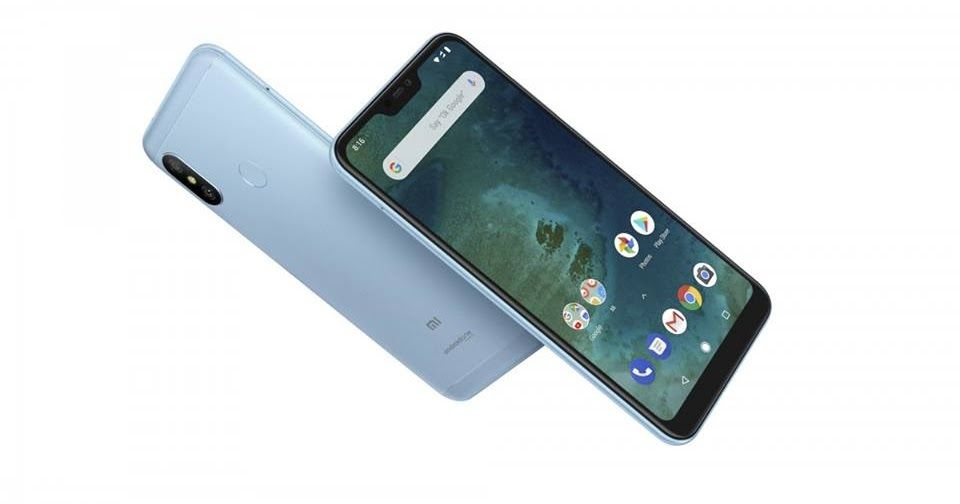 Pin By Raqami Net On سعر و مواصفات هاتفي Mi A2 وmi A2 Lite Android One Xiaomi Phone