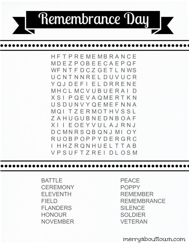 Remembrance Day Worksheets Wordsearch Colouring Page Remembrance Day Remembrance Day Activities Printables Free Kids Field day worksheets
