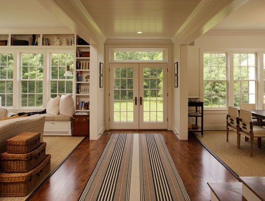 Contemporary farmhouse west stockbridge ma pamela for Beautiful farmhouse plans