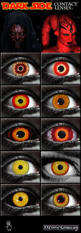 pin by donna wheat on contact lenses for halloween star wars sith