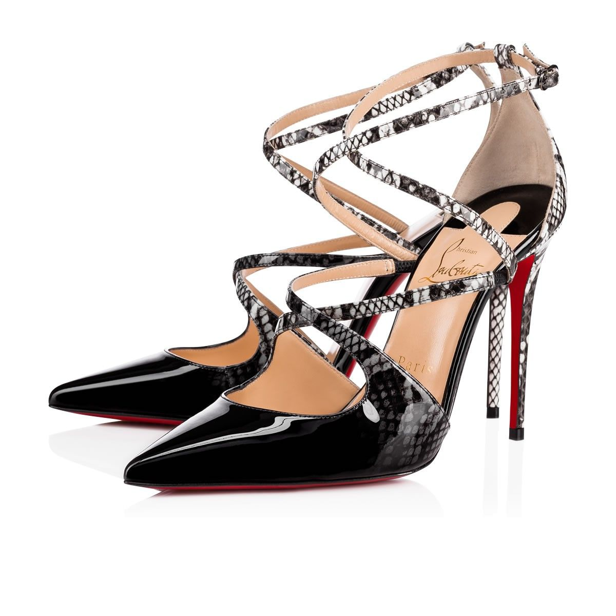new products 2d15a 00625 CHRISTIAN LOUBOUTIN Crossfliketa. #christianlouboutin #shoes ...