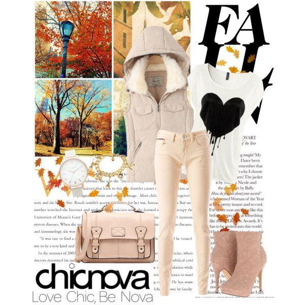 """A Walk In The Park - Chicnova Contest"" by explicitcontentxo on Polyvore"