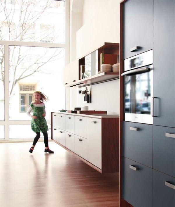 The Kitchen That Henrybuilt Plastolux Modern Kitchen Home Kitchens Modern Kitchen Cabinets