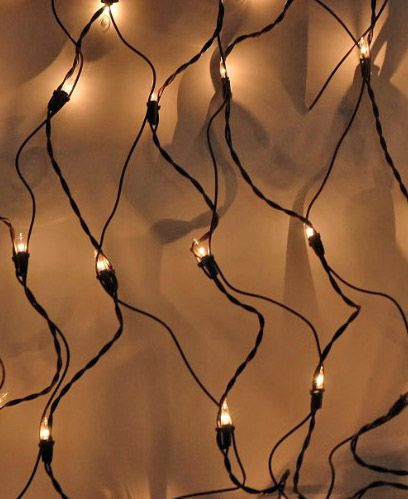 Backdrop  Curtain Lights Net lights, Curtain lights and Lighted