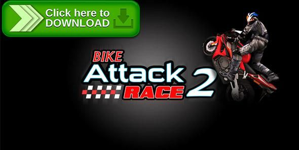 Free nulled Bike Attack Race Unity 3D full source code with