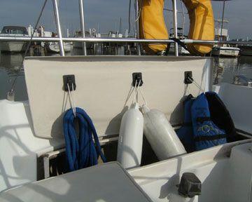 Lovely Hatch Hook U2013 United Yachting Mfg, See At Annapolis Boat Show · Boat StorageStorage  IdeasLiveaboard BoatsBoating TipsSailboat ...